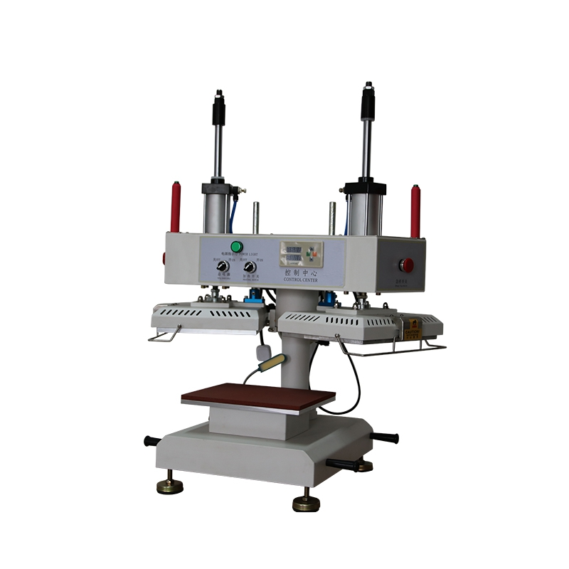 Hot and cold dual-mode rotary hot press